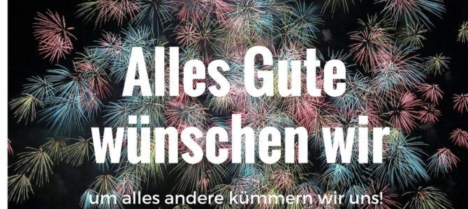 Silvesterböllerei 2020 in Chemnitz untersagt